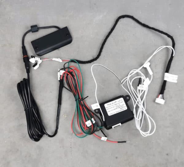 Model 3 Kit capteur pied pour coffre électrique d'origine de Tesla Model S (équipé de motorisation de coffre) capteur-pied