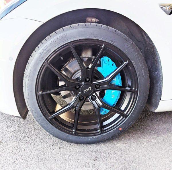 Model 3 Pack Roues ZAX EV531 pour Tesla Model S, 3, Y jantes
