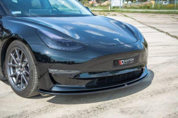 Extérieur Lame de Pare-chocs MAXTON Design pour Tesla Model 3