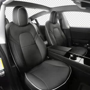 Model 3 2021 Housses de sièges Basics pour Tesla Model 3 housses